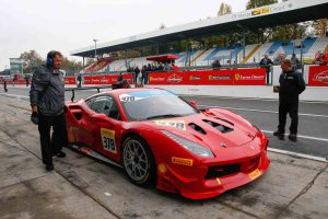 Ferrari Challenge Padlock - 45