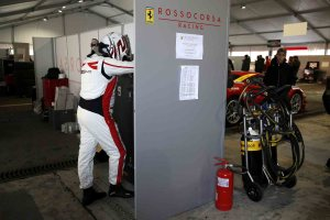 Ferrari Challenge Padlock - 72