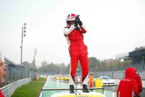 Ferrari Challenge Podiums - 12