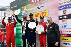 Ferrari Challenge Podiums - 30