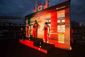 Ferrari Challenge Podiums - 45