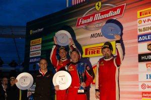 Ferrari Challenge Podiums - 46