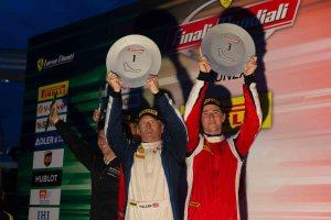 Ferrari Challenge Podiums - 49