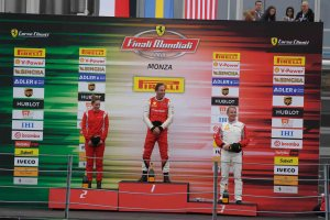 Ferrari Challenge Podiums - 59