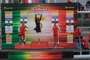 Ferrari Challenge Podiums - 63