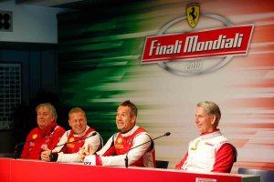 Ferrari Challenge Press Conference - 5