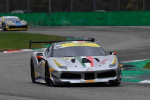 Racing with Ferrari