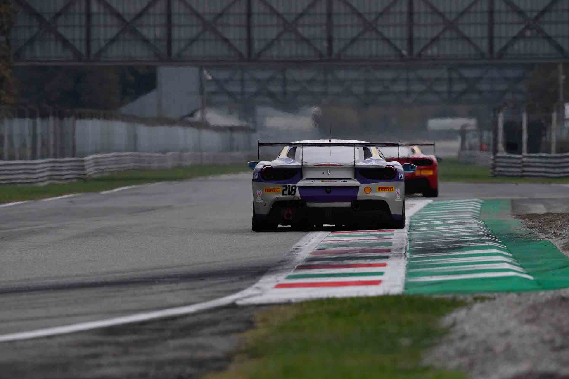 World Finali at Monza