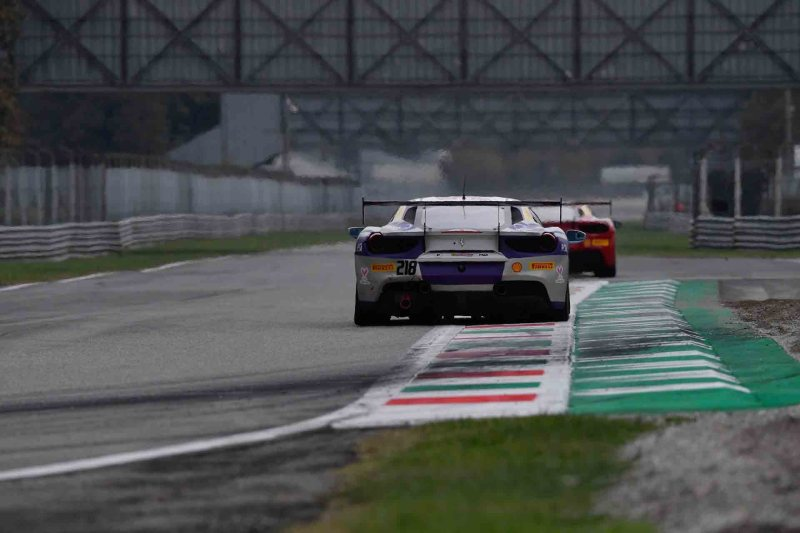 World Finali at Monza