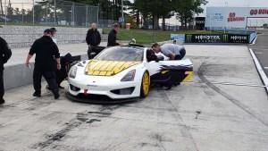 Saleen Cup Racing