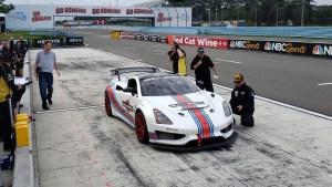 Racing Experience in California