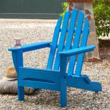 Recycled Plastic Adirondack Chair R3 Site Furnishings