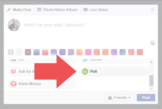 Facebook is adding polls to allow it's users to ask questions, which is part of this weeks' social media news roundup