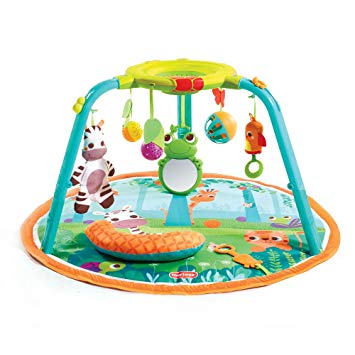 bebe puericulture cozyhoma kick et play piano gym born bebe tapis de jeu avec centre dactivite musique et sons toys pad pour ou garcon et fille 0 36 mois 60x74x42cm rose