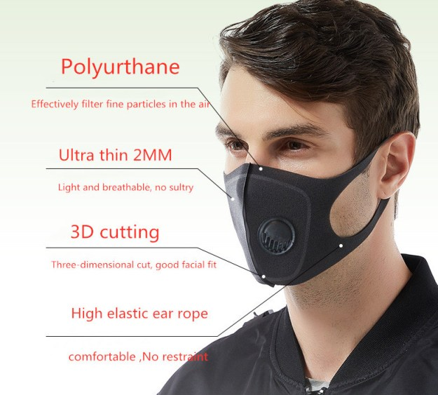 This New Nano Tech Face Mask Is Selling Out Fast In Madagascar Coronavirus Face Mask Blocks 99 9 Viruses Ra Apparel