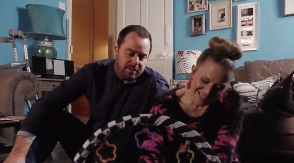 EastEnders spoilers: Linda has been a great support for her best friend Sharon since the death of Dennis (Image: BBC)