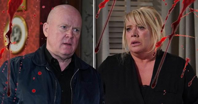 Eastenders Spoilers:Sharon kills Phil?