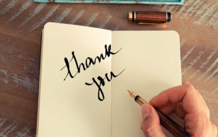 شكر وتقدير على واجب العزاء Ra2ed