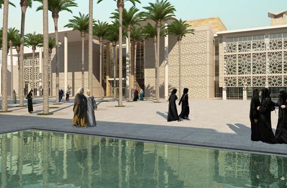 السعودية جامعة الأميرة نورة تدشن مدرسة لتعليم القيادة للسيدات