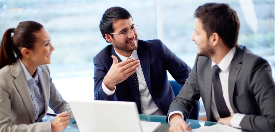 Fra lederjobb til attraktiv konsulent - Raad Gruppen
