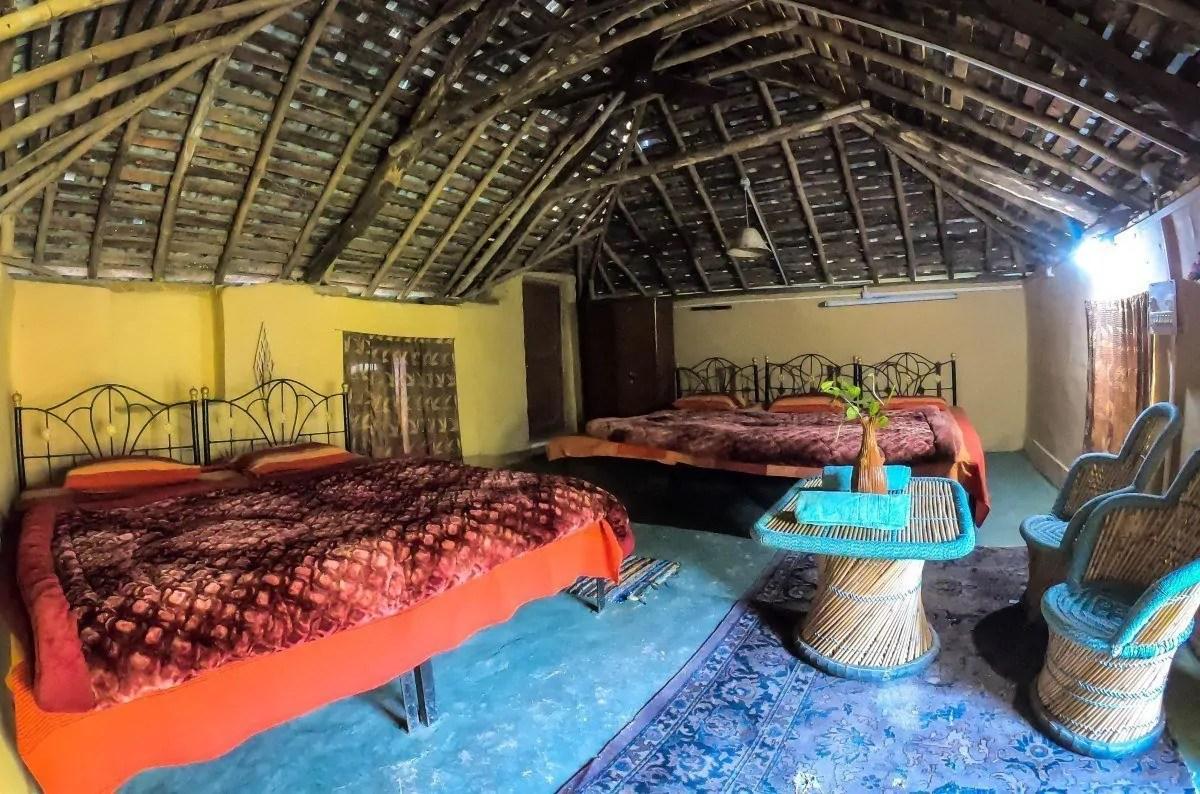 mrig kaksha raadballi best resort near dharamshala