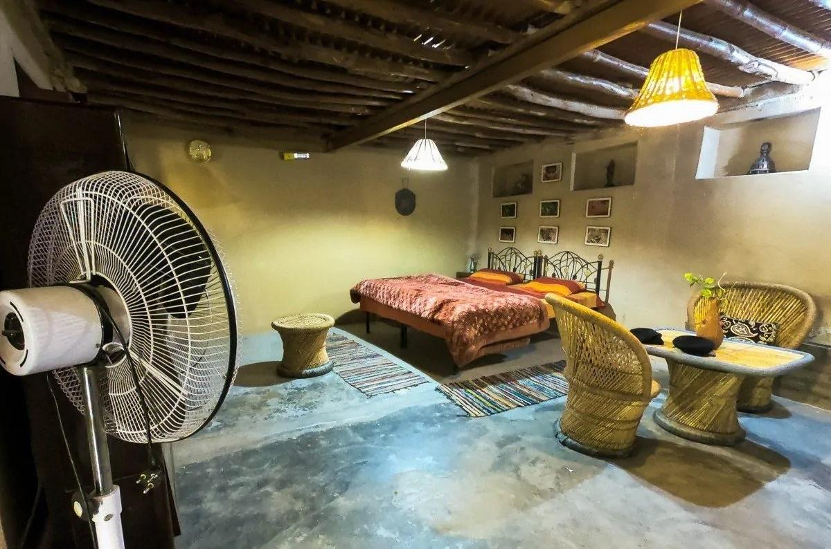 raadballi mayur kaksha - best jungle resort dharamshala