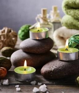 Nasya with herbal powder at wellness retreats in india
