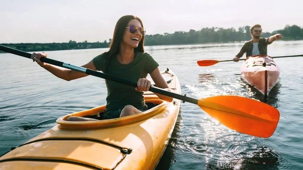 things to do in dharamshala - Boating-Kayaking in Pong Dam