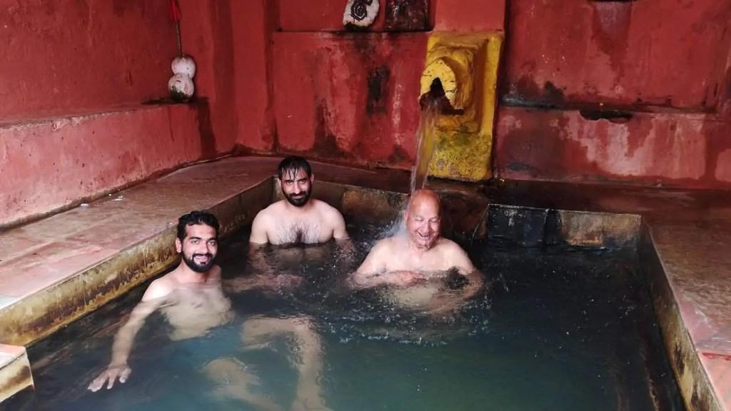 tatwani hot spring