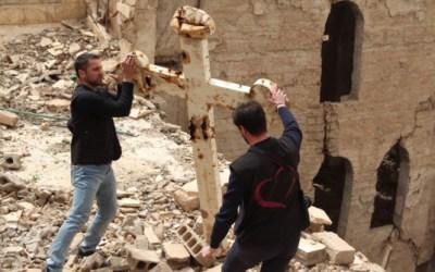 NAJAARSCAMPAGNE KERK IN ACTIE: BOUW DE KERK IN SYRIË WEER OP