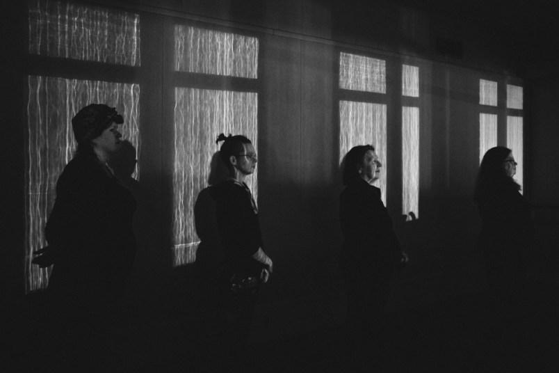 Naistenillan Beatlesit - Kuvaaja Tiina Lämsä