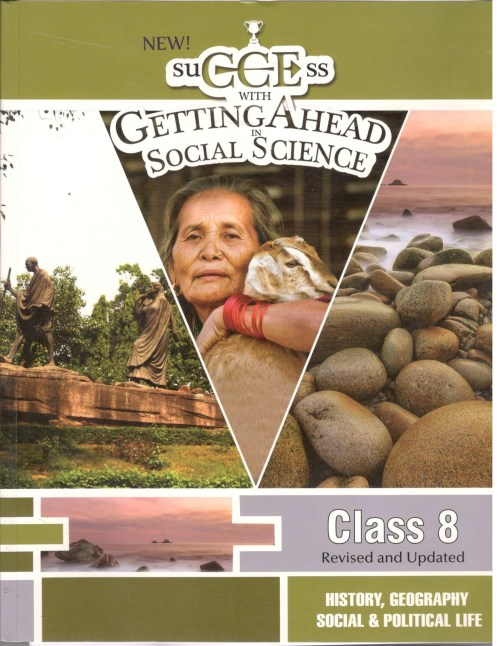 small resolution of Orient Blackswan New Success with Getting Ahead in Social Science for Class  8 (Combined)
