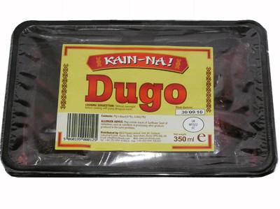DUGO (Pigs Blood) - KAIN-NA - Frozen Food - Philippine ...