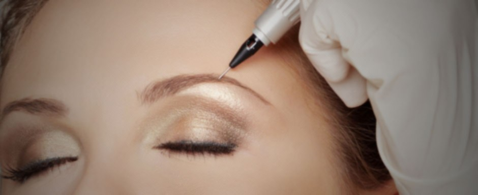 Semi-Permanent Makeup in Egypt - Permanent Eyebrows