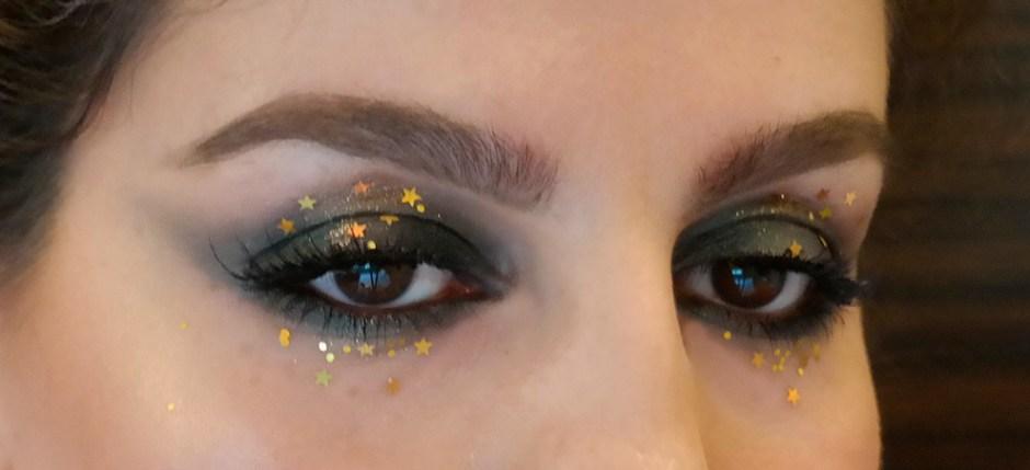 Makeup Look I Wear Stars On Smokey Eyes Makeup Artist