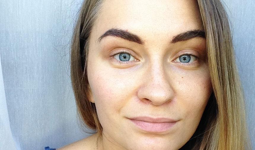 Digital eyebrow microblading rabab kelani