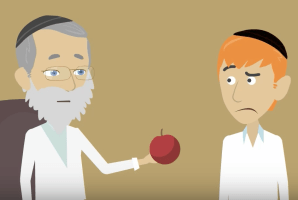 In Honor of Lag B'Omer: The Power of Kabbalah (3 min)