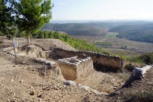 elah valley tel azekah shefelah israel day tour