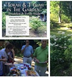 Torah in the Garden
