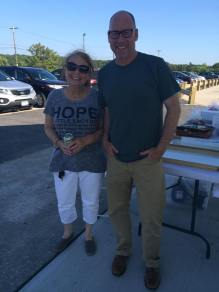 Pam Shulder and Dean Rosenzweig