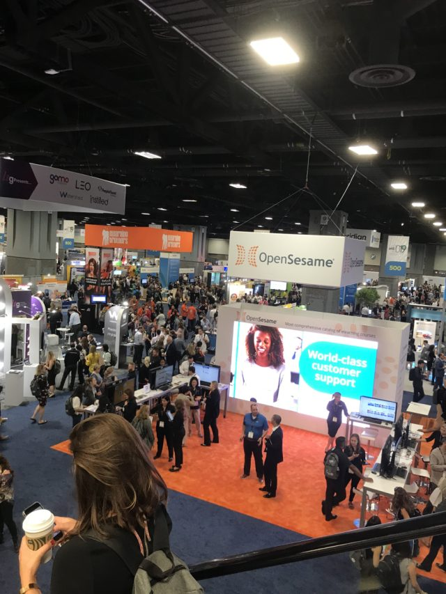 Game of Thrones: Learning EXPOsed at ATD ICE 2019