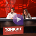 Luke 'Ming' Flanagan & panel on Tonight TV3