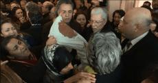 Tunisians Mourn & Protest