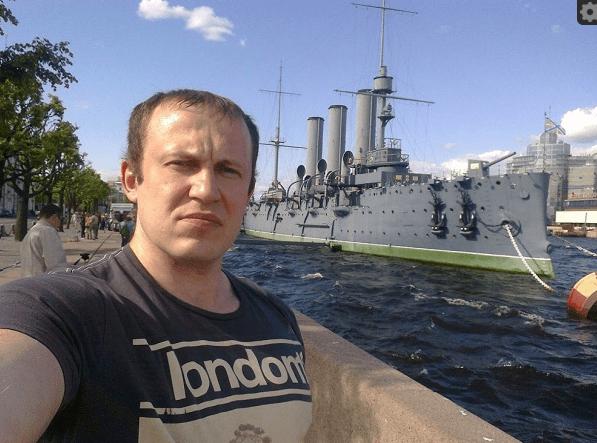 Grumpy Russian Traveller