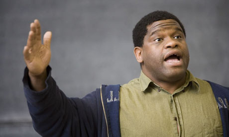Gary Younge is the author of a new book, The Speech: The Story Behind Martin Luther King's Dream