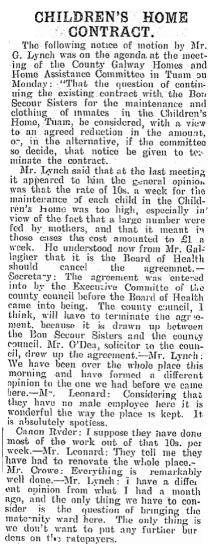 Connacht Tribune 1928