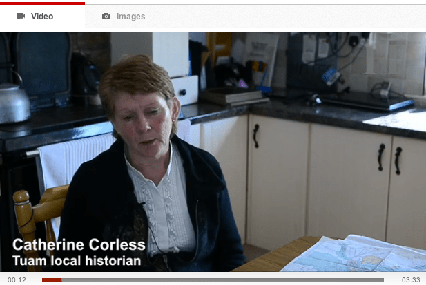 Catherine Corless in interview with Rosita Boland