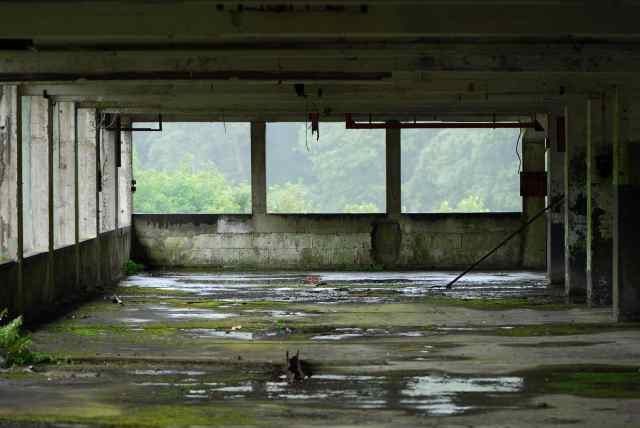 Photographer Tom Grace captures the old Tannery