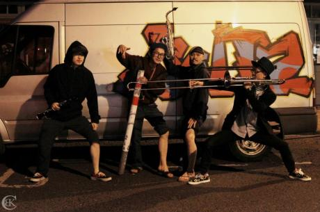 The Untz Van