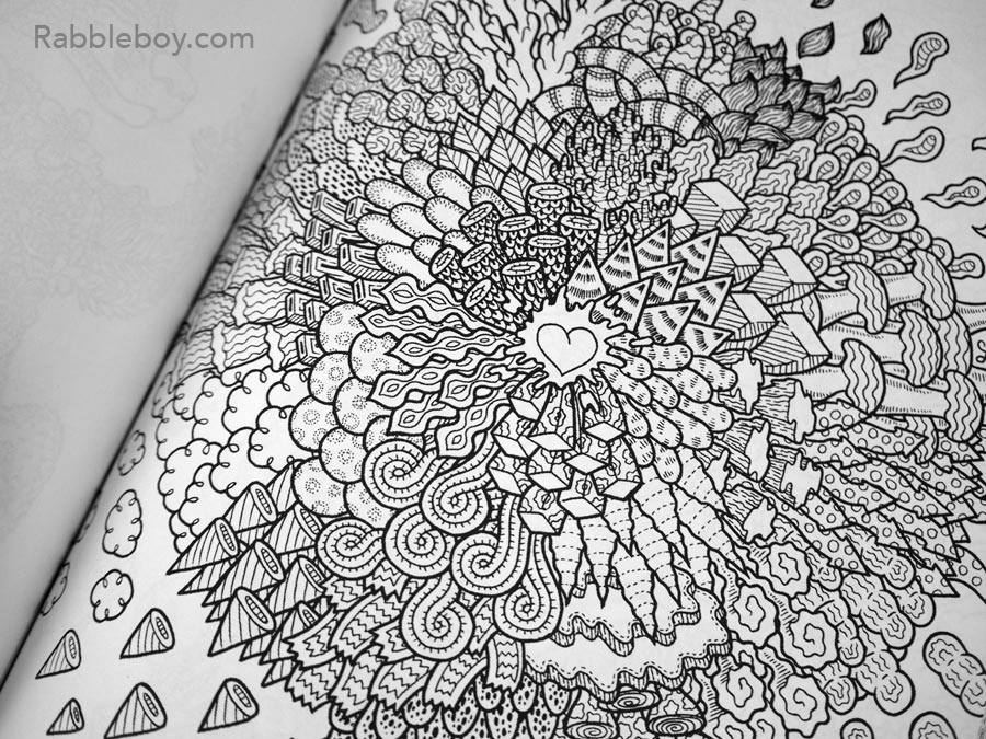 Adult coloring book P1100181